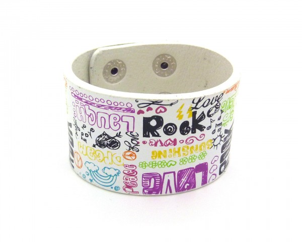 Bracelet rock and roll
