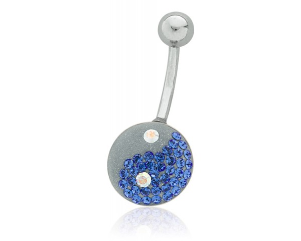 Piercing nombril louison